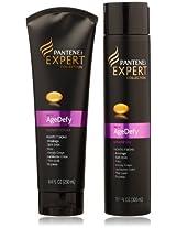 Pantene Pro-V Expert Collection Agedefy Shampoo + Conditioner 1 Kit