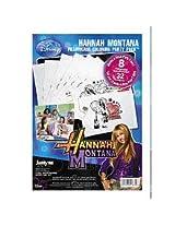 Disney Hannah Montana Pillowcase Art Party Pack