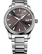 Louis Erard Analog Grey Dial Men Watch - 69257AA03.BMA01