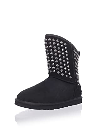 AUStralia Luxe Collective Womens Pistol Short Sheepskin Boot (Black)