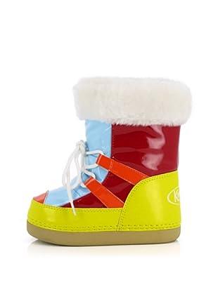 Kimberfeel Botas Liza Après Ski (Rojo)