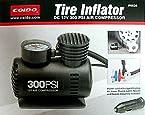 Coido 6526 12V Electric Car Tyre Inflator and Air Compressor Pump