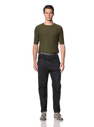 Camo Men's Piedicavallo Trousers (Blue)