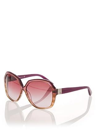 Hogan Sonnenbrille HO0044 lila/beige
