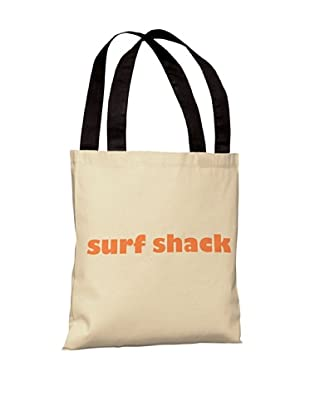 One Bella Casa Surf Shack Beach Tote