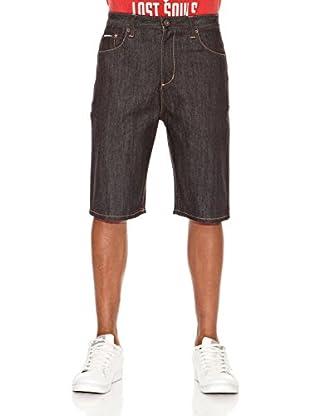 Grimey Wear Bermuda Vaquero Grimey (Negro)