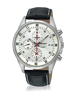 Seiko Reloj de cuarzo SNDC87P2 Negro 40  mm