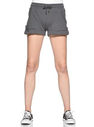 Datch Gym Shorts Xenos (Gris Oscuro)