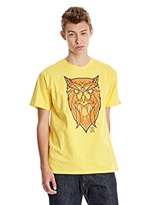 Dephect Camiseta Manga Corta Night Owls