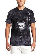 The Mountain Men's DJ Caesar T-Shirt, Black, Small