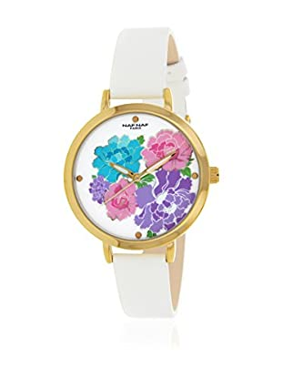 Naf Naf Reloj de cuarzo Woman Summer Collection 40 mm