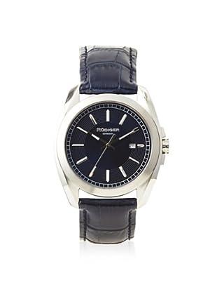 Rudiger Men's R1001-04-003L Dresden Blue Date Watch