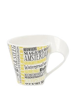 Villeroy & Boch Set Taza Expresso 6 Piezas NewWave Caffe Amsterdam