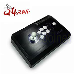 PS3/Xbox360/PC QanBa Q4 RAF~Real Arcade Fightingstick