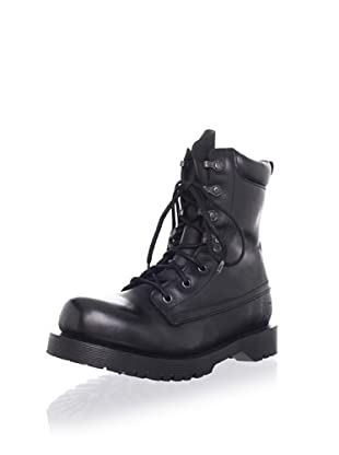 Dr. Martens Men's Warner 7 Tie Pro Boot (Black)