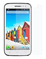 Tempered Glass Screen Protector for Micromax Canvas Juice A177