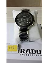 Black Rado Watch