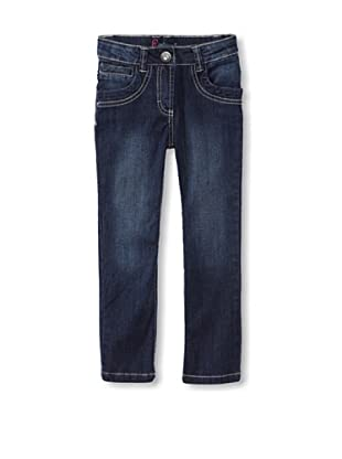 KANZ Girl's Straight Leg Jeans (Denim)