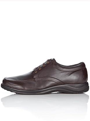 Lumberjack Zapatos Air Jack (Marrón Oscuro)