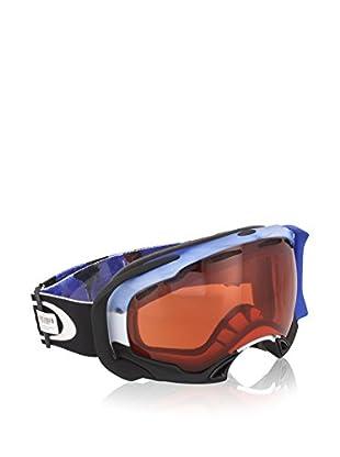 Oakley Máscara de Esquí Splice Mod. 7022 Clip Azul / Negro