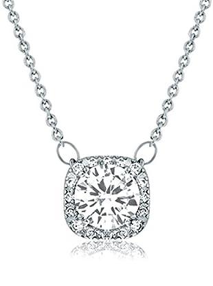 Diamond Style Halskette Affinity Clear Crystal