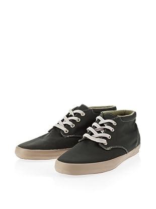 Vans Del Norte VNKIBKA Herren Klassische Sneakers (Grün ((PAT) sycamore/sage))