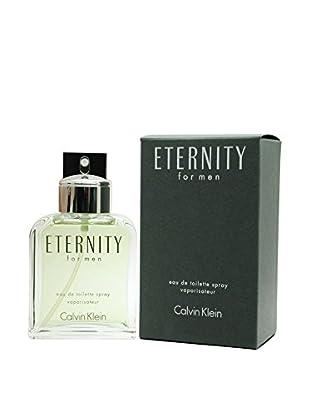 Calvin Klein Eau de Toilette Herren Eternity 50.0 ml, Preis/100 ml: 47.98 EUR