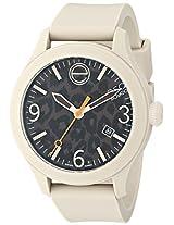 Esq Movado Esq Movado Unisex 07101441 One Analog Display Swiss Quartz Brown Watch - 7101441