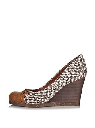 Scholl Contemporary Zapatos Kaya (Marrón / Cognac)