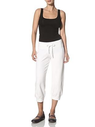 Anue Women's Anue Crop Pant (White)