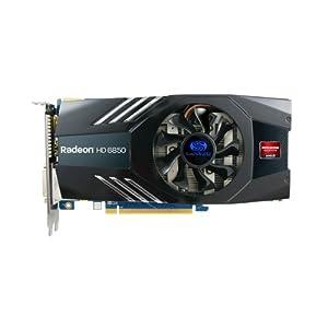 Sapphire 100315L AMD Radeon HD6850 Video Card