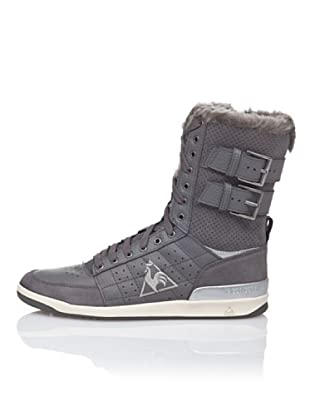 Le Coq Sportif Zapatillas Retro Lifestyle Diamond Biker (Gris)