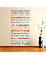 Live Laugh Love Word Vinyl Removable Sticker Family Window Room Mural Decor