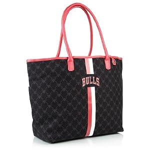 Kiara Handbag - Red & Black