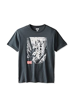 Tailgate Clothing Company Men's Life NYC Crew Neck T-Shirt