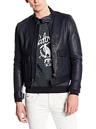 7 For All Mankind Lederjacke