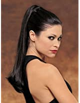 QuickClip 2 Straight Synthetic Hairpiece by Revlon