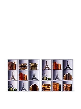 Vical Home Set Lienzo 2 Uds. Books