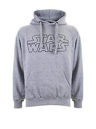 Star Wars Sudadera con Capucha Basic Logo