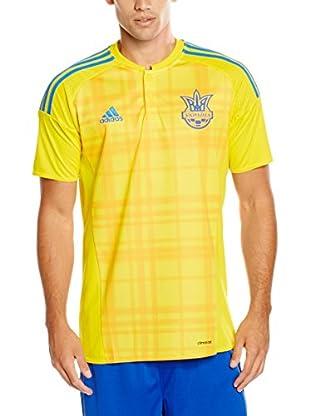 adidas Camiseta de Fútbol Ukraine Trikot Home EM 2016
