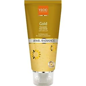 VLCC Natural Science, Gold Scrub, 80g