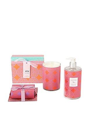 Mudlark Gramercy Gift Soap & 10.5-Oz. Candle Gift Set