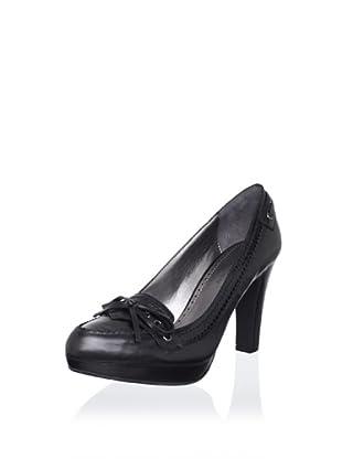 Adrienne Vittadini Footwear Women's Pacific Platform Pump (Black)