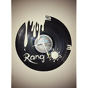 Samaya Rang Designed Wall Clock