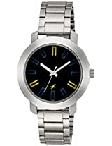 Fastrack Casual Analog Navy Blue Dial Men's Watch - 3120SM02