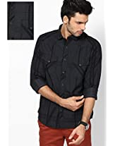 Black Casual Shirt Pepe Jeans