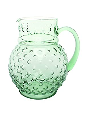 Canvas Home Bauble Pitcher, Clear, 111-Oz.