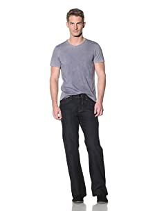DL 1961 Men's Fisher Wide Leg Jean (Saddle)
