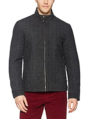Dockers Giacca Wool Barracuda Charcoal