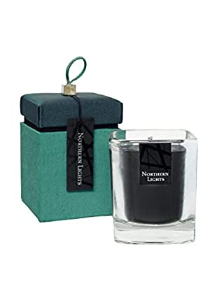 Northern Lights 8-Oz. Black Tie Candle, Code